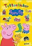 Peppa Pig. Tuttosticker. Con adesivi