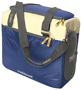 Mobicool MB32 Glacière électrique portable souple, 32L, 12V, 15°C en dessous de la température ambiante, p230xh400xl430mm