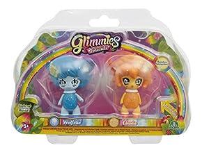 Glimmies-gln015-2Rainbow Friends 6cm-Modelos wolfélie/linxia