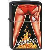 Zippo Briquet #218 BS Legs