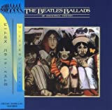 BEATLES BALLADS 20 ORIGINAL TRACKS CD MINI LP OBI
