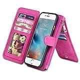 Best Vofolen Iphone 6 Wallet Cases - iPhone 6S Plus Case, Vofolen® Multiple 14 Card Review