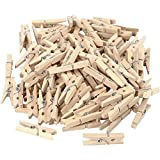 Mini-Holz-Wäscheklammern