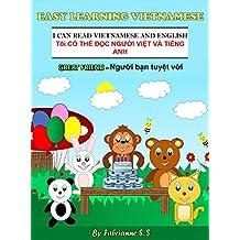 Great Friend, Vietnamese Children's Picture Book ( English and Vietnamese Bilingual Edition ): Vietnamese Kids Books ; English Vietnamese Bilingual Books ;  Vietnamese Children Books (English Edition)