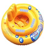 BBWAY Baby Float Swimming Seat Ring Toddler Swim Trainer Seat with 6-18 Month