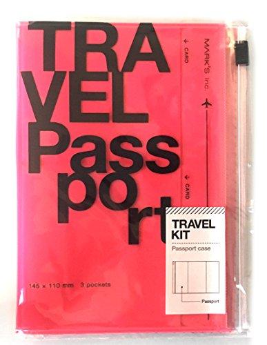 marks-inc-funda-de-pasaporte-rosa-rosa