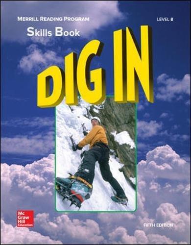 Merrill Reading Program, Dig In Skills Book, Level B (MERRILL LINGUISTIC RDG PROG) por Cecil Mercer