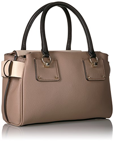 Guess Damen Hwvg6854050 Shopper, 14x20x29 centimeters Mehrfarbig (Black Multi)