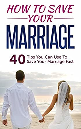 Books to help save a marriage