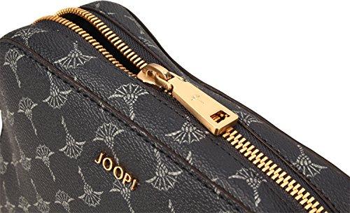 JOOP! Damen Cortina Cloe Shoulderbag Shz Umhängetaschen, 21x15x6 cm blue