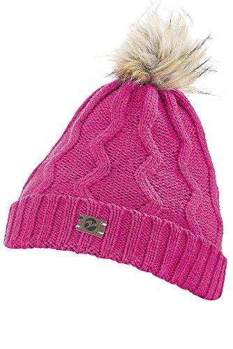 Busse Mütze EVOLET, ONESIZE, winter pink