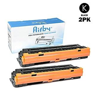 2 Stücke Airby® Toner kompatibel zu MLT-D116L MLTD116 L MLT-D 116 für Samsung Xpress M2835DW/SEE, Xpress M2825ND/SEE, Samsung Xpress M2675FN/XEC, SL-M2625, SL-M2875 - MLT-D116L/ELS - Schwarz 3,000 Seiten