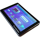 """New Black EvoDigitals 16GB Lite Edition 4.3"""" Touchscreen MP3 MP4 MP5 Player With TV OUT Equaliser - Games 