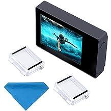 SupTig pantalla LCD 2.0pulgadas pantalla LCD BacPac no táctil para GoPro Hero 43+ 3con impermeable Back Cover