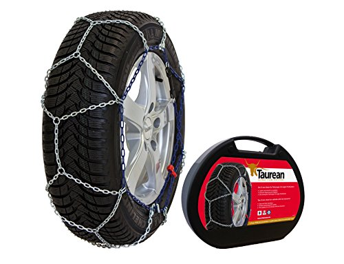 Taurean 29618 PC1 PKW Catene da Neve per Auto, 9mm, Misura 76, 1 paio