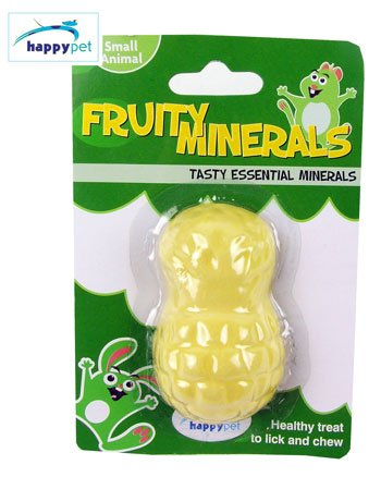 (happypet) Small Animal Fruity Mineral Pineapple