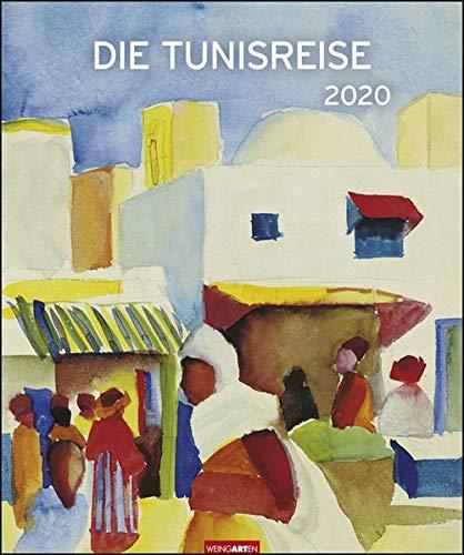 Die Tunisreise Edition 2020 46x55cm