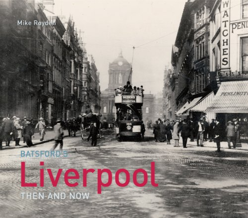 Liverpool Then and Now (Then & Now)