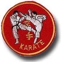 SHOGUN Écusson brodé - Karate - livraison gratuite