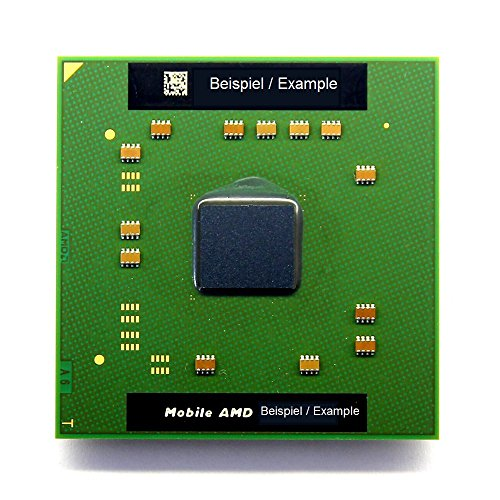 AMD Mobile Sempron Laptop Processor 3000+ 1.8GHz SMN3000BIX2BA Socket/Sockel 754 (Generalüberholt) Amd Mobile