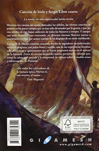 descargar libros gratis pdf festin de cuervos
