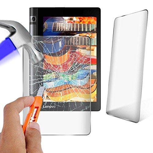 """Preisvergleich Produktbild N4U Online - Original Hartglas Displayschutz Für Lenovo Yoga Tablet 3 8"""" Tablette"""