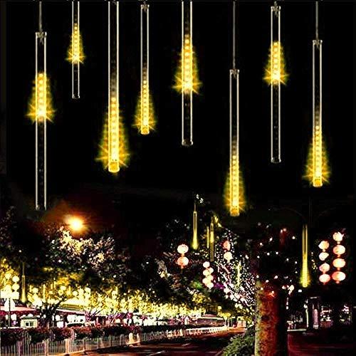 Meteor Shower Lights, shsyue Solar Falling Lights mit 30cm 10 Röhren 360LEDs wasserdicht für...
