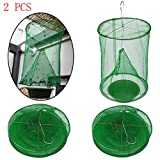 Easytoy The Ultimate Red Drosophila Fly Trap Top Catcher Fly Wasp Insect Bug