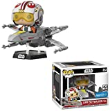FunKo Vinyl Pop #232 Star Wars - Luke Skywalker with X-Wing - Exclusive