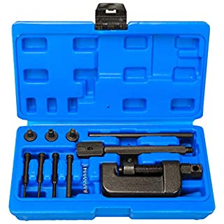 Chain breaker Breaker tool Rivet tool Motorradketten Separate rivet Motorcycle Riveting tool Set CTNWM-14