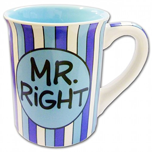 "Our Name Is Mud - Tazza ""Mr Right"""