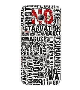 EPICCASE Catastrophe Mobile Back Case Cover For Samsung Galaxy A8 (Designer Case)