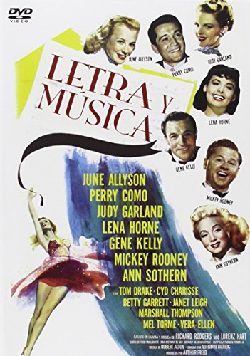 Letra Y Música [DVD]