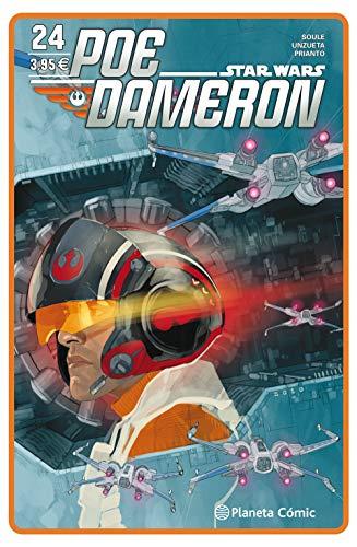 Star Wars Poe Dameron nº 24 (Star Wars: Cómics Grapa Marvel) por Charles Soule