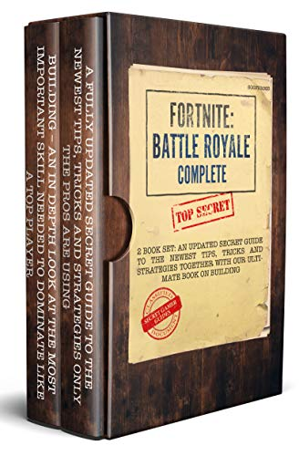 fortnite-battle-royale-complete-2-book-set-an-updated-secret-guide-to-the-newest-tips-tricks-and-str
