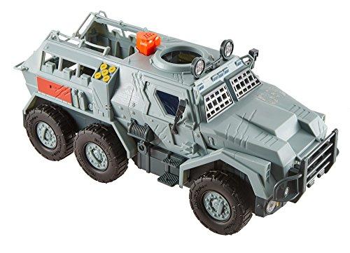 Jurassic World Giroesfera truck of escape (Mattel FMY86)