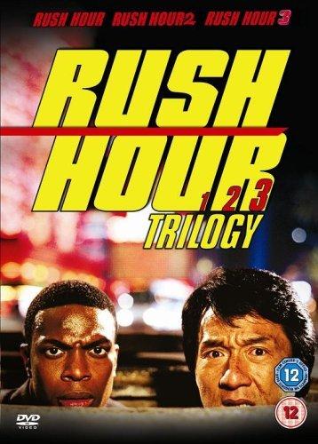 Rush Hour Trilogy [2007] [DVD] by Chris Tucker