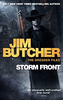 Storm Front: The Dresden Files, Book One (The Dresden Files series 1) by [Butcher, Jim]