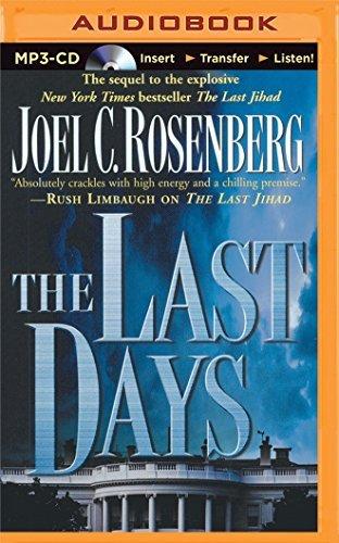 The Last Days (Last Jihad) by Joel C. Rosenberg (2015-01-20)