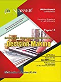 Scanner CMA Final Group - III (2016 Syllabus) Paper-15 Strategic Cost Management - Decision Making (Regular Edition) (Applicable for June 2020 Attempt)