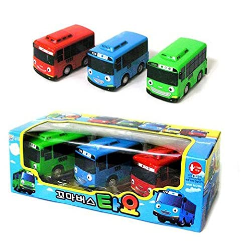 TAYO Le petit bus,Tayo + Rogi + Gani ,3Pcs set