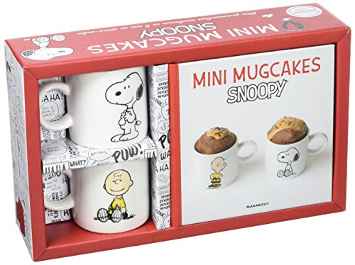 Mini Mugcakes Snoopy par From Marabout