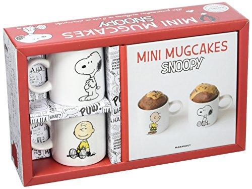 Mini Mug Cakes Snoopy par Collectif