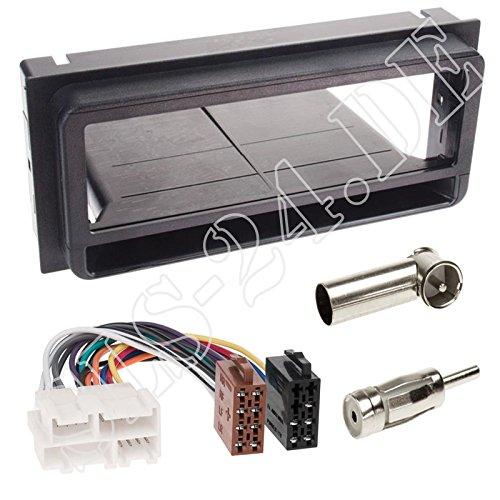 einbauset-autoradio-1-din-blende-einbaurahmen-radioblende-mit-ablagefach-schwarz-iso-radioadapter-ra