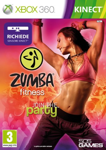 Zumba Fitness : join the party [Import italienisch] - 360 Zumba