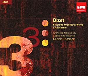 Bizet : Favourite Orchestral Works  [Import allemand]