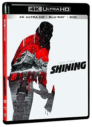 Shining [4K Ultra HD + Blu-Ray + DVD]