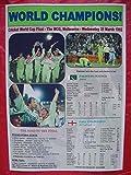 Lilywhite Multimedia Pakistan 1992ICC Cricket World Cup Winners–Souvenir Print