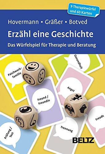 Erzähl eine Geschichte: Das Würfelspiel für Therapie und Beratung. Mit 12-seitigem Booklet