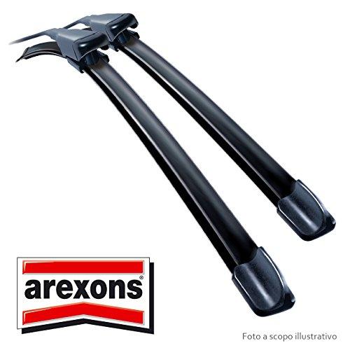 Coppia kit spazzole tergicristallo per ALFA ROMEO MITO anno 2008 - 2016 brand AREXONS Flat Blade equivalenti BOSCH AeroTwin AM466S 3397007466 misure 66x39 cm. Cambio spazzole universali, per maggiori informazioni contattare la nostra assistenza.